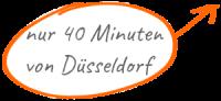 40 min von Düsseldorf